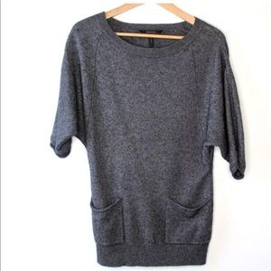 NWT BCBG nevena sweater dress Tunic top cashmere